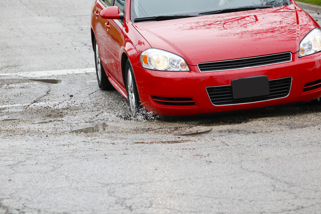Measures to Avoid Pothole Disaster
